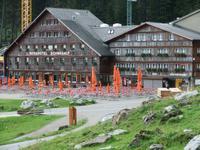 Das Berghotel Schwägalp