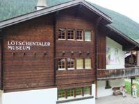 Das Lötschentaler Museum in Kippel