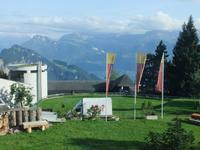 Ein letzter Blick aus dem Hotel Rigi-Kaltbad