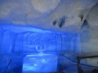 101 Ausflug auf das Mittelallin -Eispavillon