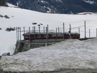 194 Ausflug nach Zermatt - Gornergratbahn -