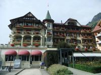 Unser Hotel in Wengen