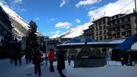 Zermatt-Bummel durch den Ort