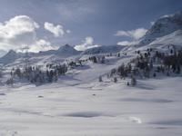 Fahrt mit dem Bernina-Express