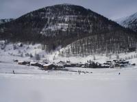Fahrt mit dem Glacier-Express (Oberes Rhonetal)
