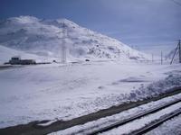 Ausblicke aus dem Bernina-Express