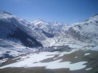 Ausblicke aus dem Glacier-Express