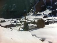 Fahrtimpressionen vom Glacier-Express