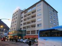 Martigny, Hotel Alpes&Rhone