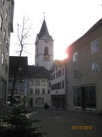 Zu Besuch in der Altstadt von Wil