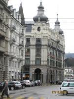 Auf Rundfahrt durch Zürich