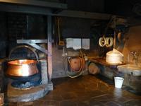 frühere Herstellung des Käses - Schaukäserei Affoltern
