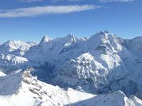Piz Gloria Panorama