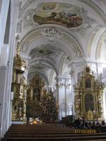 Zu Besuch im Kloster Disentis