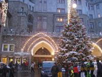 Zu Besuch in St. Moritz
