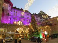 085 Bummel durch St. Moritz - Hotel Badrutt Palace