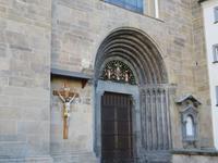 125 Stadtrundgang in Chur - in der Altstadt - Kathedrale