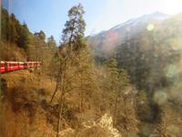 164 Fahrt mit der Arosabahn