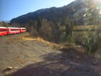169 Fahrt mit der Arosabahn