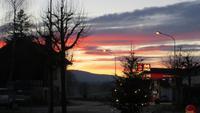 049 Cornol -Sonnenuntergang