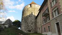 118 Solothurn - Stadtführung - Pulverturm