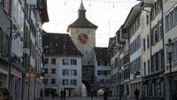 140 Solothurn - Stadtführung - Stadttor