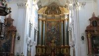 150 Solothurn - Stadtführung -in der Jesuitenkirche