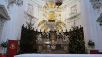 165 Solothurn - Stadtführung  - Besuch der Kathedrale