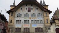 214 Büren an der Aare - Stedtliführung - Schloss
