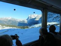 078 Silvester im Berner Oberland - Ausflug zum Jungfraujoch -