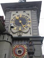 104 Silvester im Berner Oberland - Ausflug nach Bern - Stadtführung - Zytglogge