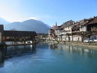 174 Silvester im Berner Oberland - Ortsrundgang in Interlaken - Unterseen