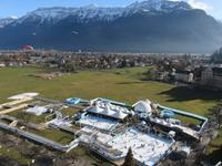 175 Silvester im Berner Oberland -  Interlaken - Blick über die Höhematte vom Hotel Metropol