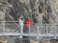 273 Silvester im Berner Oberland - Ausflug nach Grindelwald - auf dem First - Cliff Walk