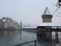 Stadtführung in Luzern-Kapellbrücke
