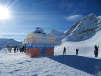Ausflug auf das Jungfraujoch