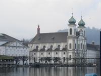 Luzern - StadtfÜhrung Jesuiten-Kirche