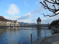 Luzern - StadtfÜhrung KapellbrÜcke
