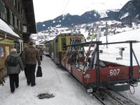 Ausflug Jungfraujoch - Wengeralpbahn