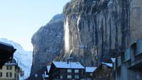 0002 Ausflug zum Jungfraujoch - Lauterbrunnental - Staubbachfall