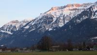0168 Interlaken Blick zur Jungfrau