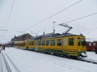 040 Ausflug zum Jungfraujoch - auf der Kleinen Scheidegg