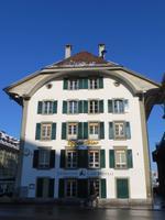 057 Ausflug nach Bern - auf dem Bundesplatz