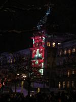 143 Interlaken - Lichtspiele am Hotel Victoria-Jungfrau