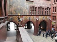Basel, Stadtführung, Rathaus
