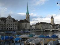 IMG_4479 Ducrh das Altstadtzentrum von Zürich