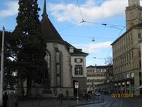 IMG_4480  Ducrh das Altstadtzentrum von Zürich
