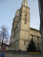 IMG_4484  Ducrh das Altstadtzentrum von Zürich