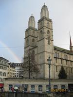IMG_4486  Ducrh das Altstadtzentrum von Zürich