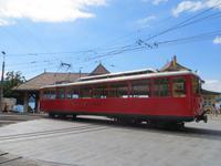 409 Rigi-Bahnhof in Vitznau - Depot-Führung